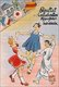 Three happy dancing children, one French, one Vietnamese and one Japanese in this Vichy-Japanese propaganda poster from World War II. French, Japanese and French Indochina flags flutter in the background.<br/><br/>  In September 1940, during World War II, the newly created regime of Vichy France granted Japan's demands for military access to Tonkin with the invasion of French Indochina (or Vietnam Expedition). This allowed Japan better access to China in the Second Sino-Japanese War against the forces of Chiang Kai-shek, but it was also part of Japan's strategy for dominion over the Greater East Asia Co-Prosperity Sphere.<br/><br/>  On 9 March 1945, with France liberated, Germany in retreat, and the United States ascendant in the Pacific, Japan decided to take complete control of Indochina. The Japanese launched the Second French Indochina Campaign. The Japanese kept power in Indochina until the news of their government's surrender came through in August.